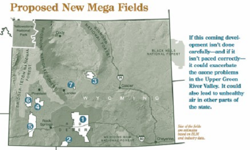 The Mega Fields Are Coming—We need to apply lessons learned to Protect Wyoming