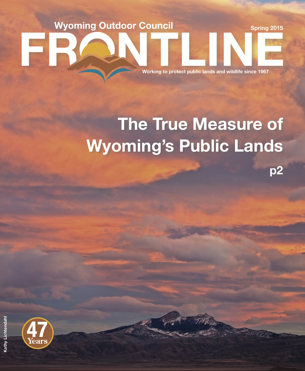 The True Measure of Wyoming's Public Lands
