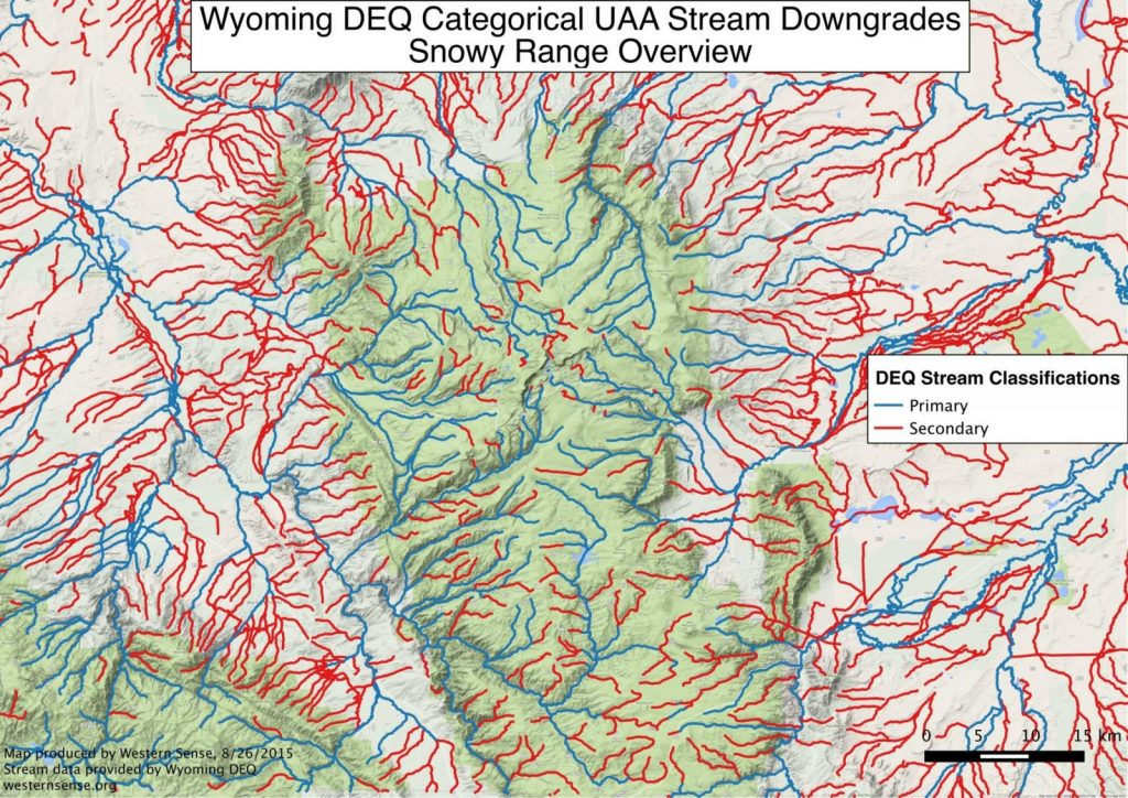 Snowy Range Wyoming Map.Snowy Range Overview Wyoming Outdoor Council