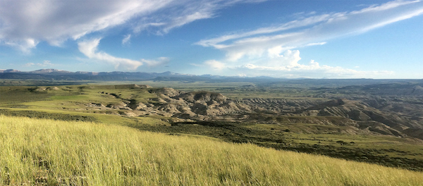 Show your support for the Northern Red Desert and other SW Wyoming landscapes