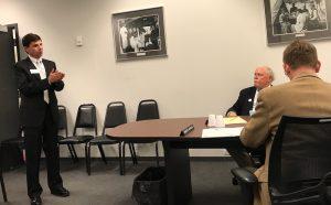 Dalton Sees Outdoor Council Internship as Springboard to Conservation Advocacy