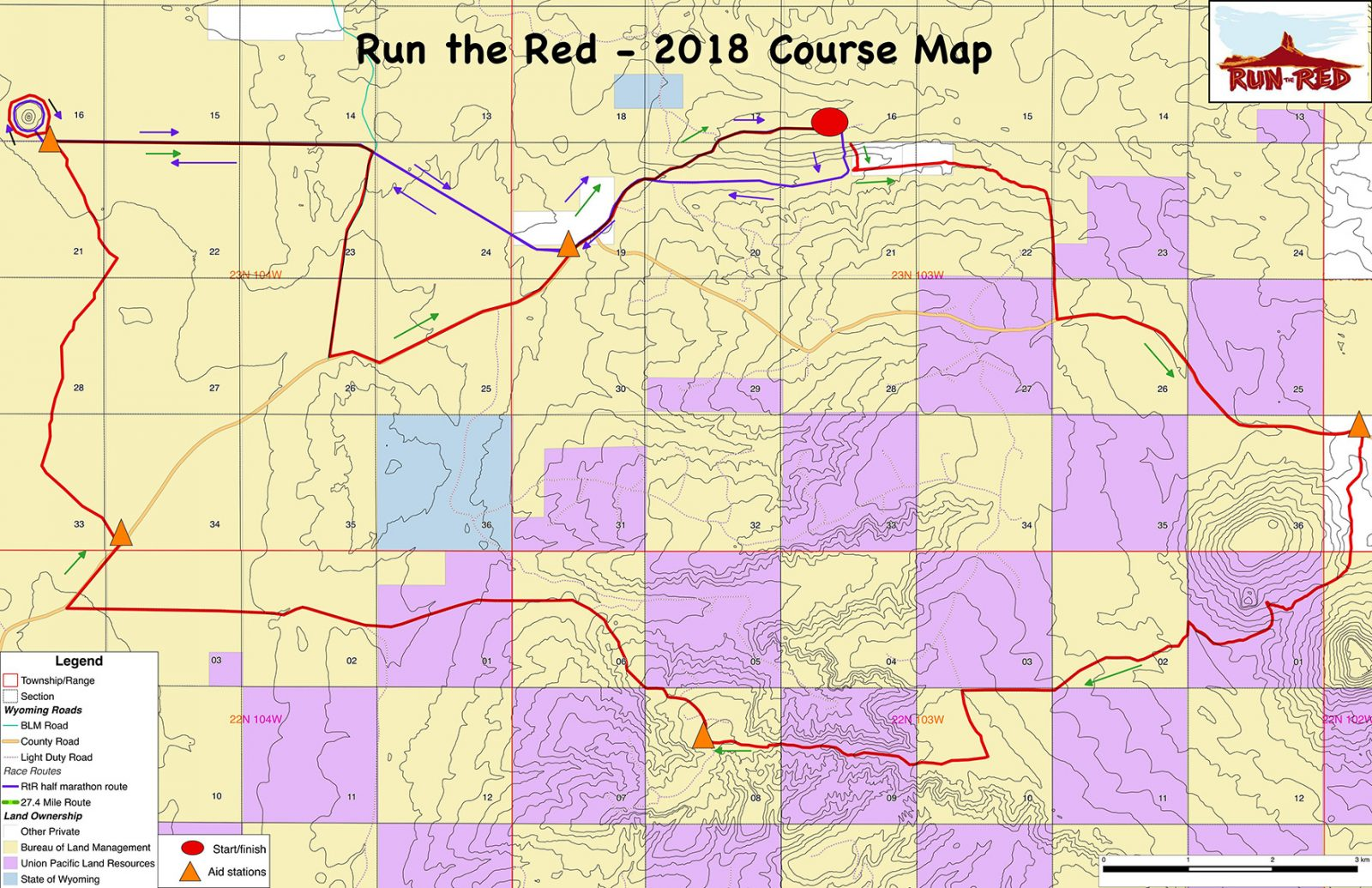 Routes Wyoming Outdoor Council