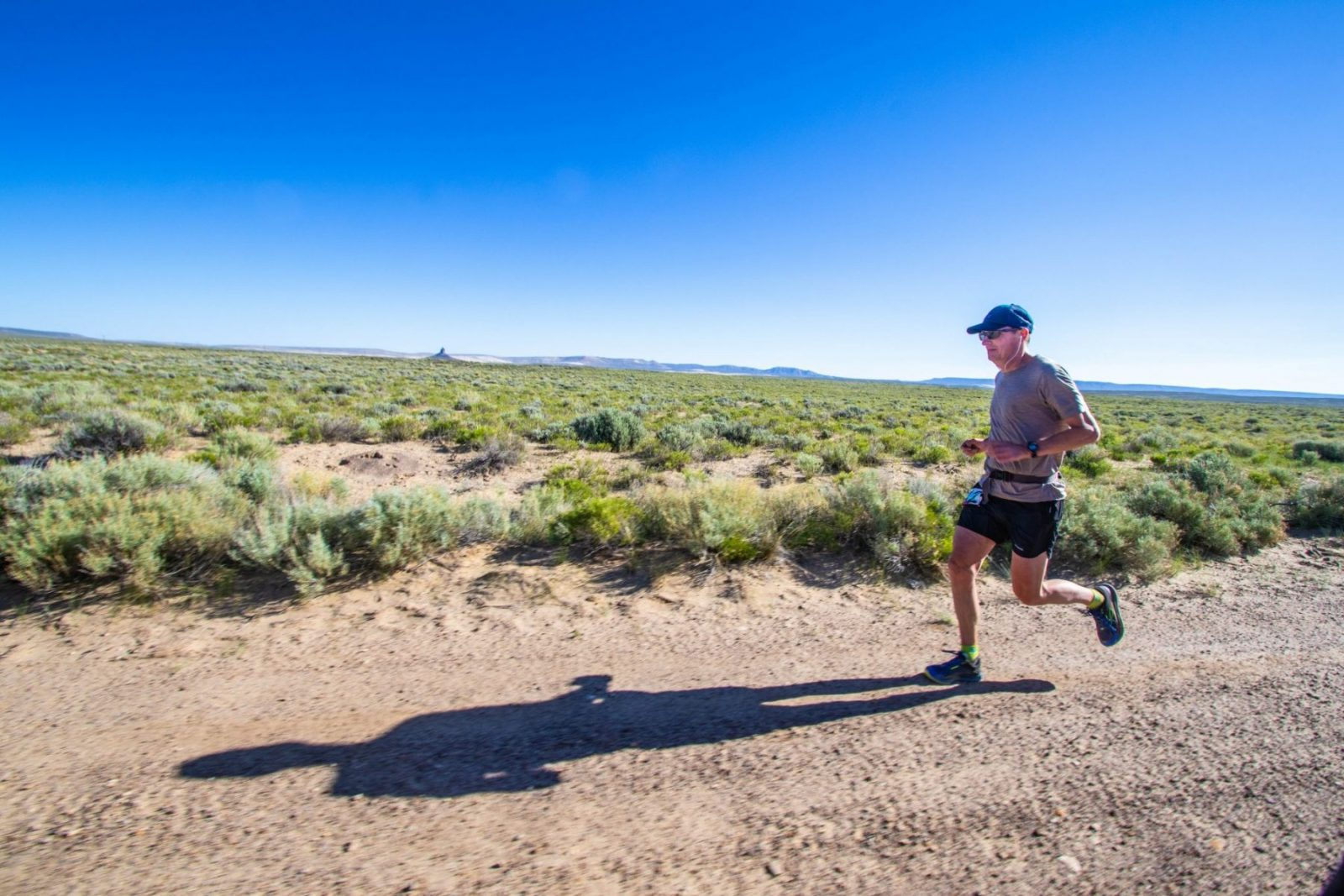 Running the Red Desert for conservation