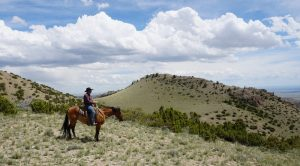 Ranchers rally for wilderness, against motorized use, on Copper Mountain