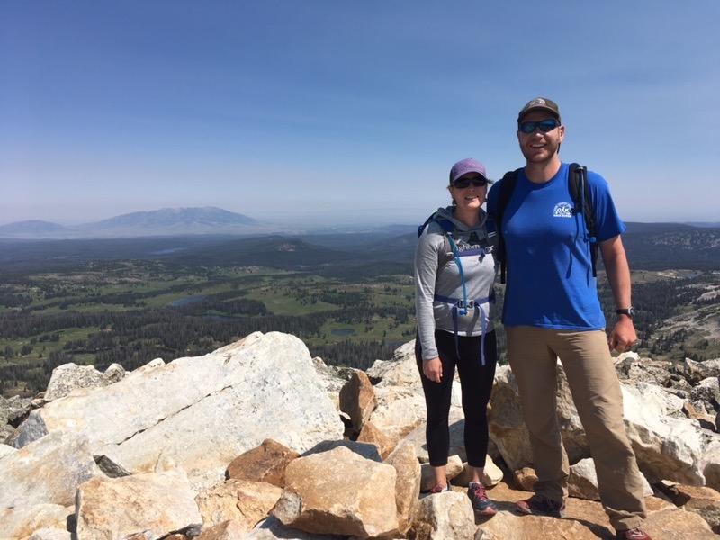 Member Profile: Katie Hogarty & Bryon Lee