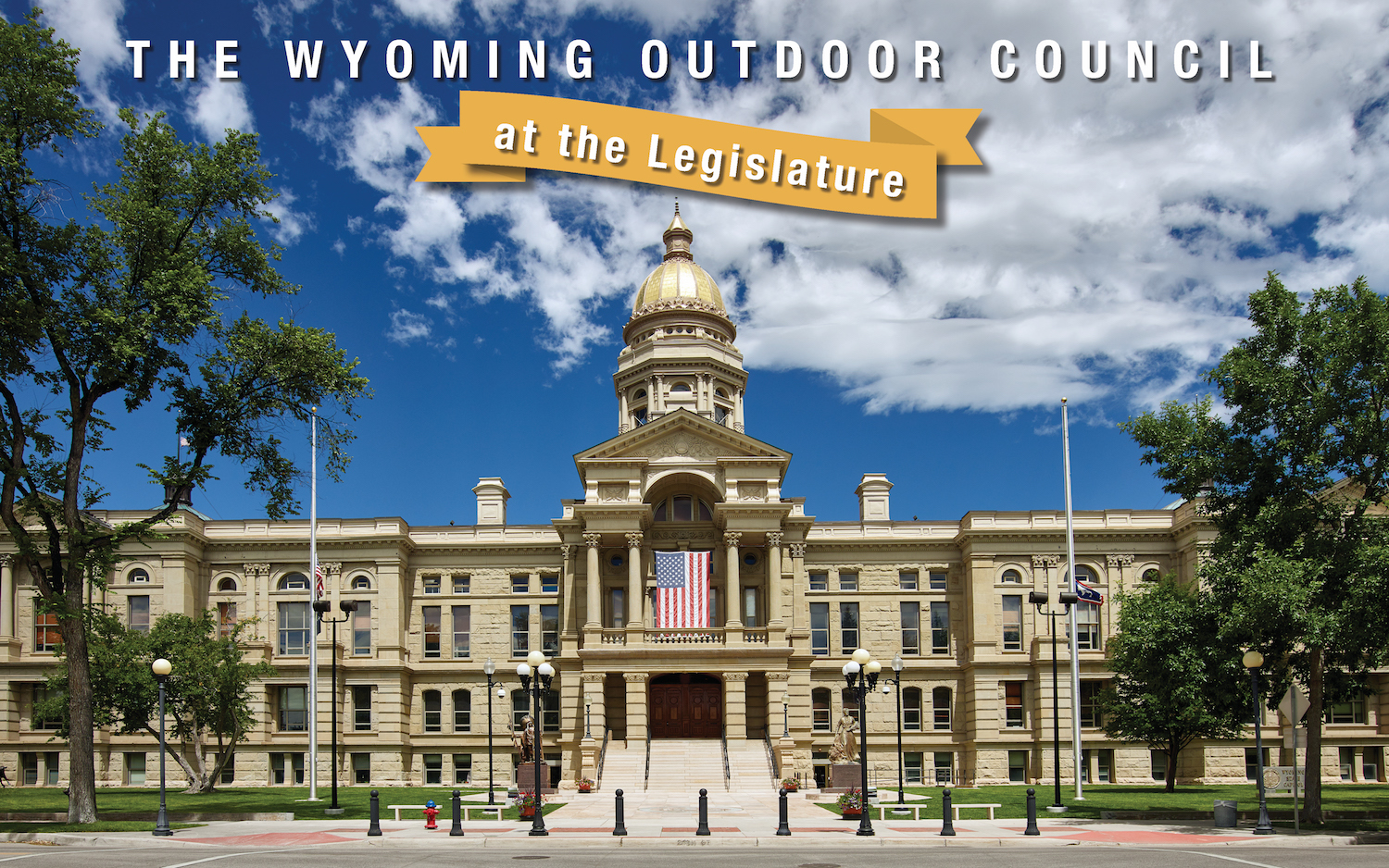 Leading smart conservation policy at the state legislature