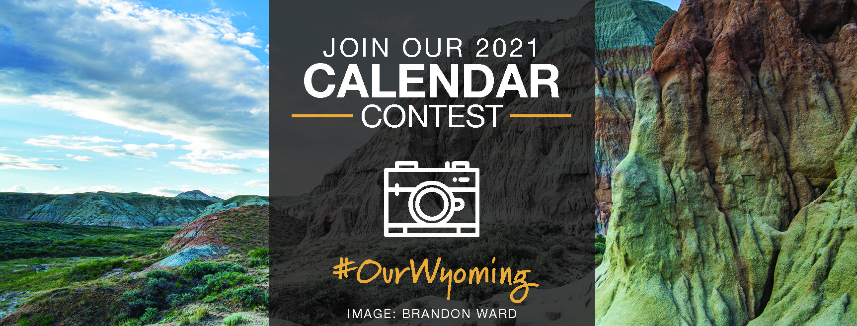 We're celebrating #OurWyoming, and want to see your best photos!