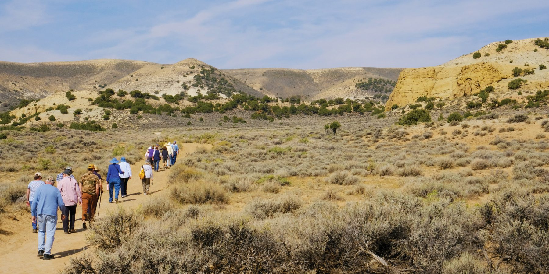 LET'S CELEBRATE WYOMING PUBLIC LANDS DAY, WHILE REMEMBERING A TROUBLED HISTORY