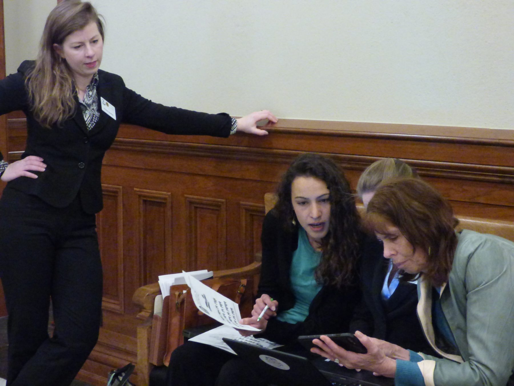 Intern Diary: An incredible week of learning at the Wyoming Legislature
