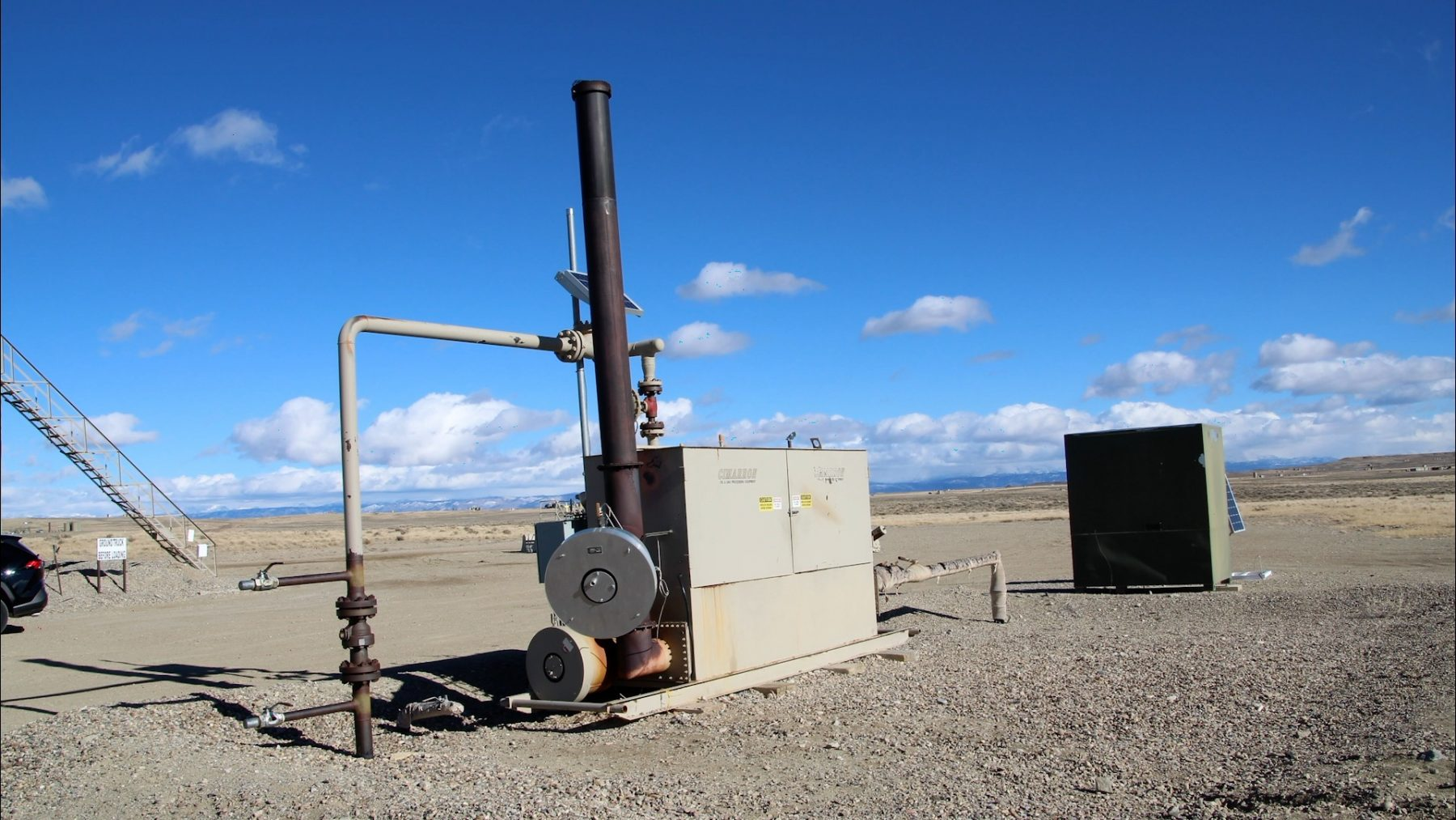 How unseen emissions continue to impair air quality in Wyoming's Upper Green River Basin